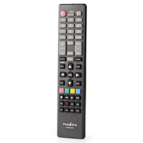 Dálkový ovladač Nedis pro televize LG černý