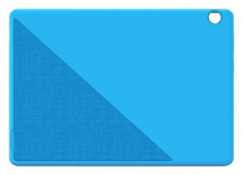 Kryt Lenovo Tab P10 Bumper/Film modrý