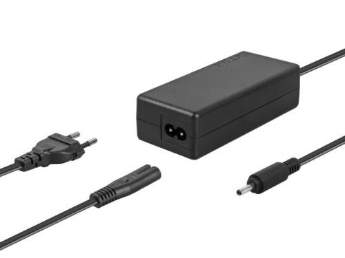 Napájecí adaptér Avacom pro notebooky Acer S7, One 11, Iconia Tab W700, 19V 3,42A 65W konektor 3,0mm x 1,0mm