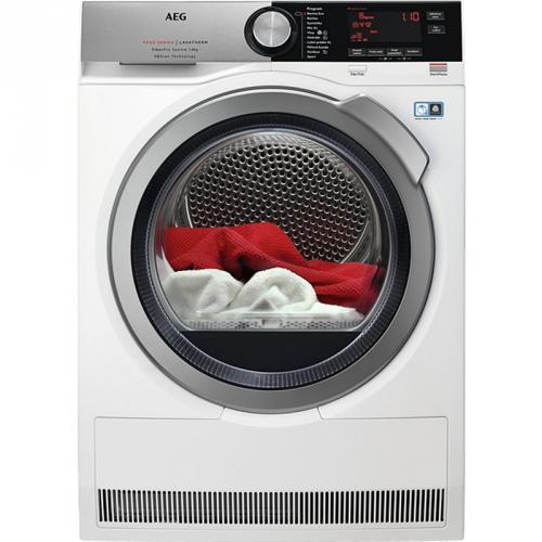 Sušička prádla AEG FiberPro FiberPro T9DBC68SC 3DScan
