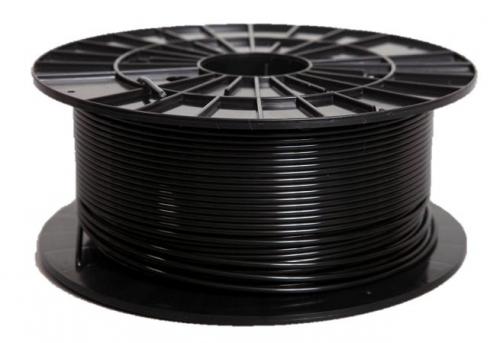 Tisková struna (filament) Plasty Mladeč 1,75 ABS-T, 1 kg černá