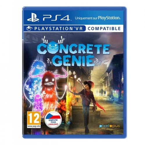 Hra Sony PlayStation 4 Concrete Genie