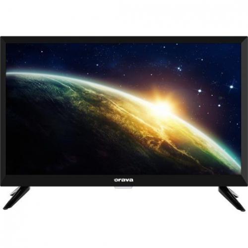 Televize Orava LT-615 černá