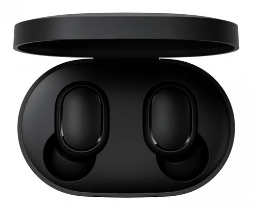 Sluchátka Xiaomi Mi True Wireless Earbuds Basic černá