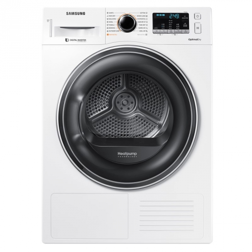 Sušička prádla Samsung DV80M52102W/LE bílá