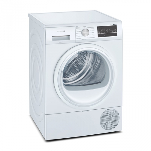 Sušička prádla Siemens iQ500 WT47RTW0CS bílá