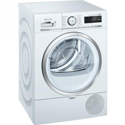 Sušička prádla Siemens iQ700 WT47XMH1EU bílá