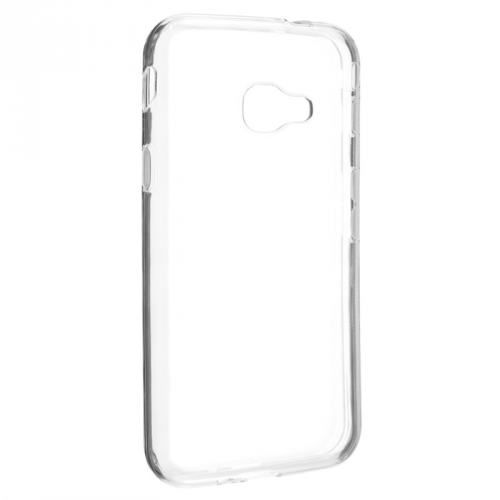 Kryt na mobil FIXED pro Samsung Galaxy Xcover 4/4S průhledný