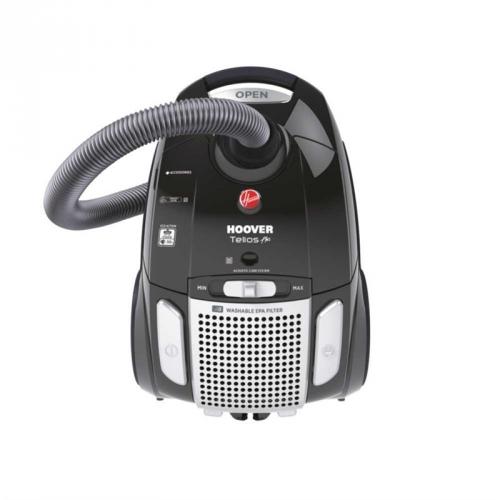 Podlahový vysavač Hoover Telios Plus TE76PAR 011 černý + dárek + DOPRAVA ZDARMA