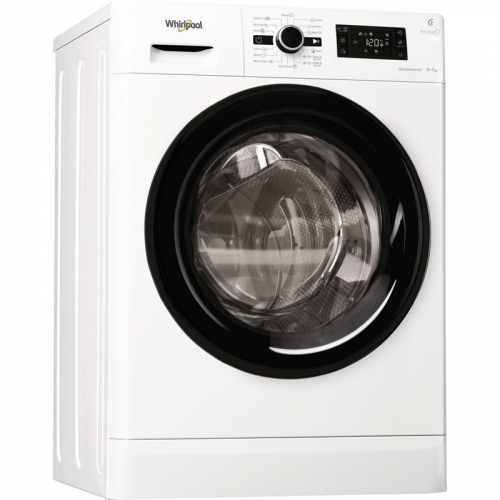Pračka se sušičkou Whirlpool FreshCare+ FWDG97168B EU