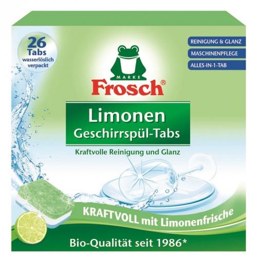 Tablety do myčky Frosch 26 ks