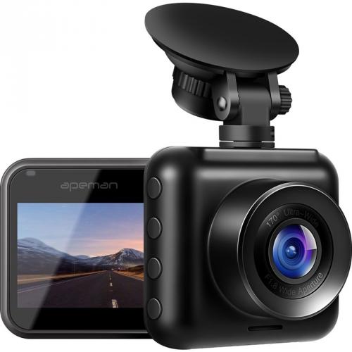 Autokamera Apeman C420 černá
