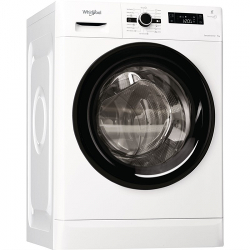 Pračka Whirlpool FreshCare+ FWF71483B EE bílá