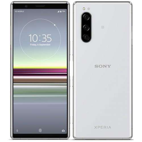 Mobilní telefon Sony Xperia 5 šedý