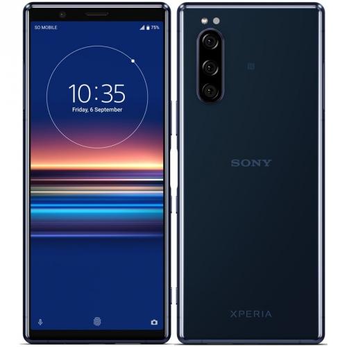 Mobilní telefon Sony Xperia 5 modrý
