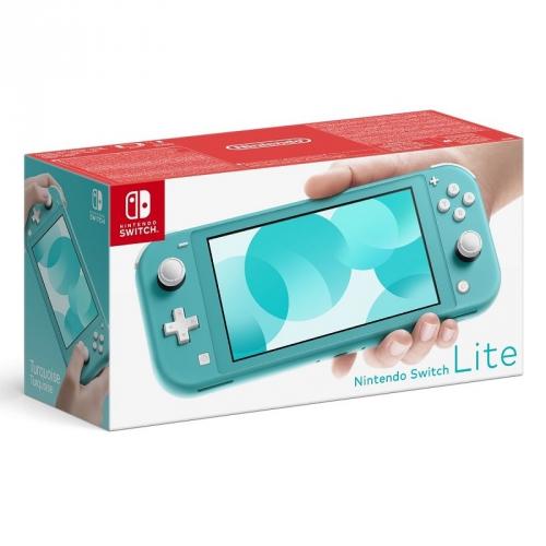 Herní konzole Nintendo Switch Lite modrá
