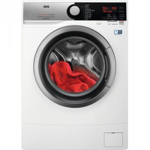 Pračka AEG ProSense™ L6SE26SC bílá