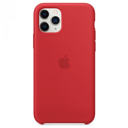 Kryt na mobil Apple Silicone Case pro iPhone 11 Pro - (PRODUCT)RED