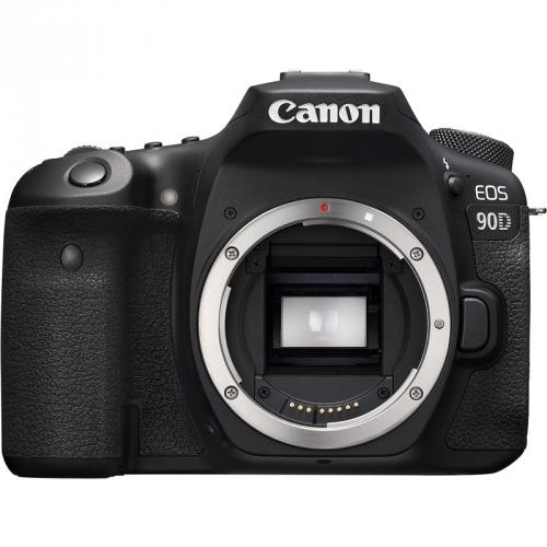 Digitální fotoaparát Canon EOS 90D tělo černý + dárky