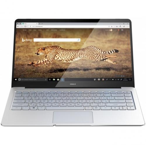 Notebook Umax VisionBook 14Wg Pro stříbrný/béžový + DOPRAVA ZDARMA