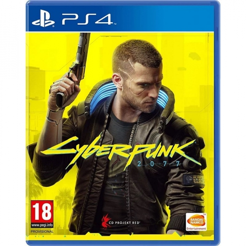 CD Projekt PlayStation 4 Cyberpunk 2077