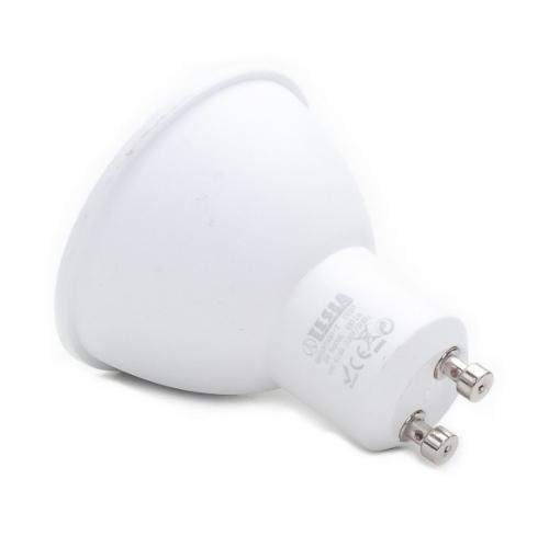 Žárovka LED Tesla bodová, 5W, GU10, studená bílá