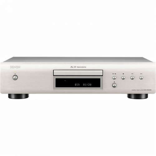 CD přehrávač Denon DCD-600NE stříbrný