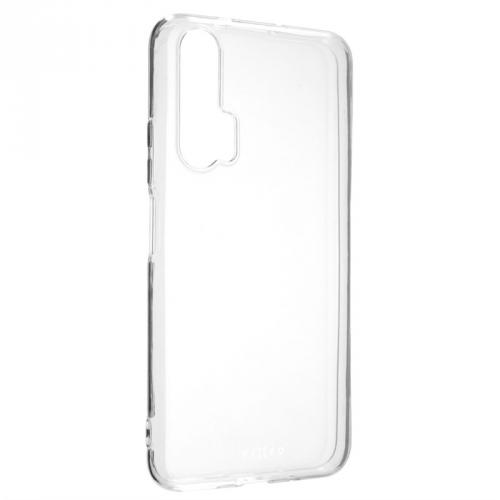 Kryt na mobil FIXED Skin pro Honor 20 Pro průhledný