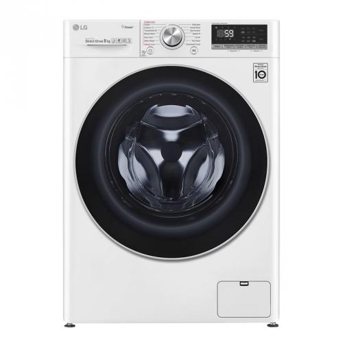 Pračka LG F4WV708P1 bílá