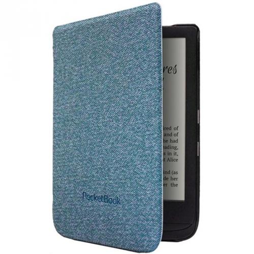 Pouzdro pro čtečku e-knih Pocket Book 616/627/632 modré