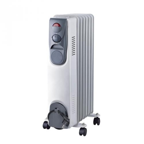 Olejový radiátor Ardes 471B šedý