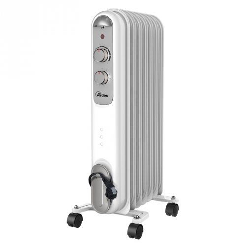 Olejový radiátor Ardes 4R07S šedý