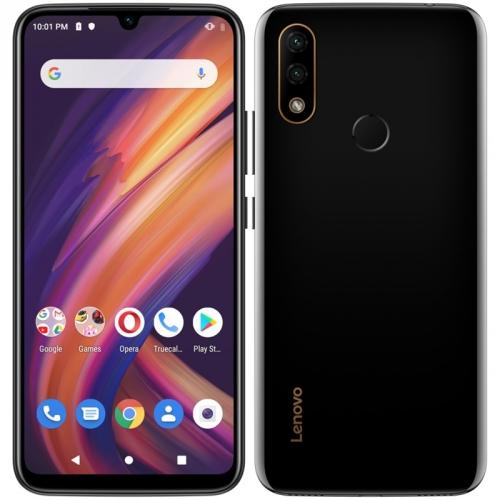 Mobilní telefon Lenovo A6 Note Dual SIM černý