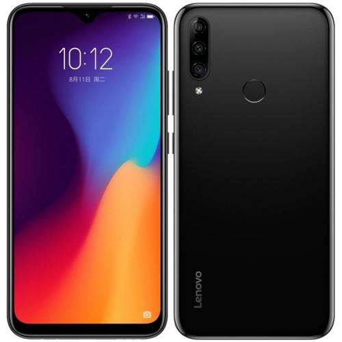 Mobilní telefon Lenovo K10 Plus Dual SIM černý