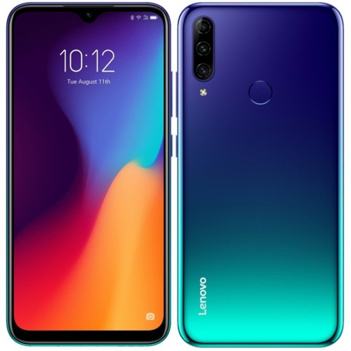 Mobilní telefon Lenovo K10 Plus Dual SIM modrý