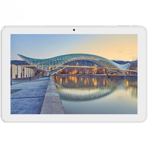 Dotykový tablet iGET SMART W101 stříbrný