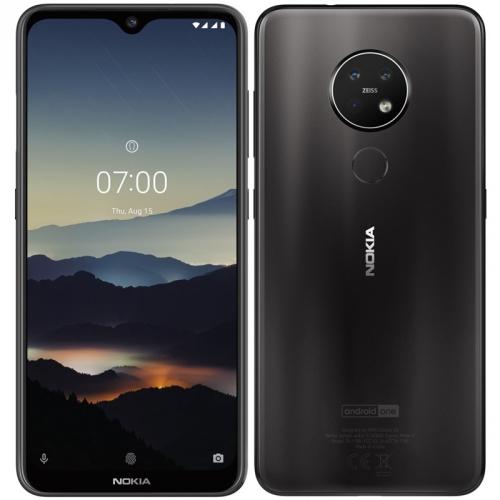 Mobilní telefon Nokia 7.2 Dual SIM černý