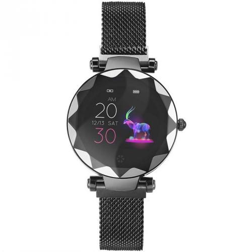 Chytré hodinky IMMAX SW12 černé