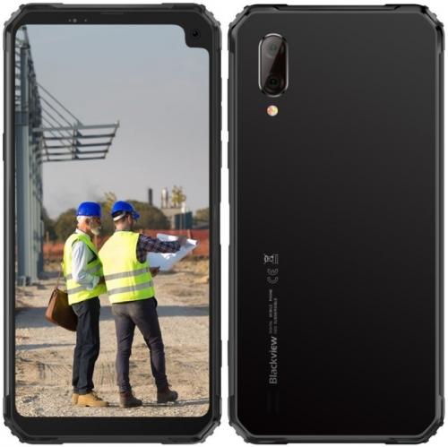 Mobilní telefon iGET BLACKVIEW GBV6100 černý
