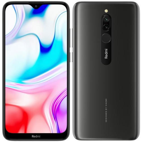 Mobilní telefon Xiaomi Redmi 8 64 GB Dual SIM černý