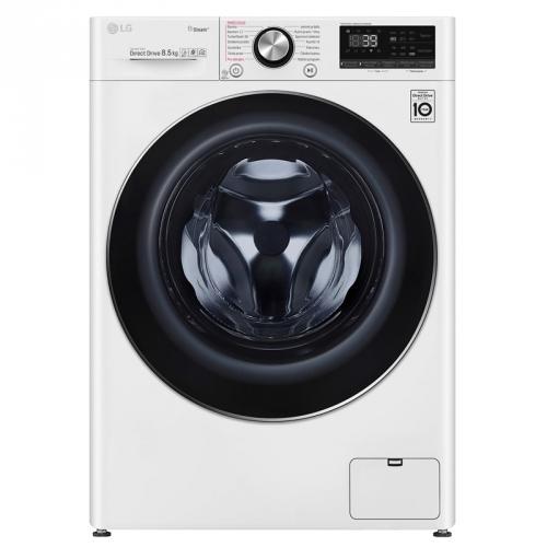 Pračka LG F2WV9S8P2 bílá/sklo