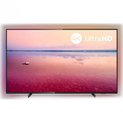 Televize Philips 70PUS6724 stříbrná + DOPRAVA ZDARMA