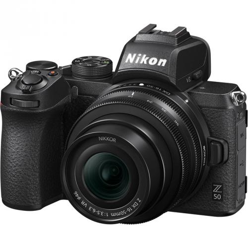 Digitální fotoaparát Nikon Z50 + 16-50 VR černý + dárky