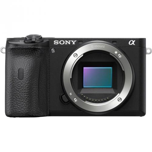 Digitální fotoaparát Sony Alpha 6600, tělo černý