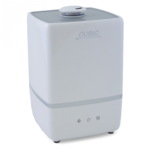 Zvlhčovač vzduchu Airbi CUBIC bílý