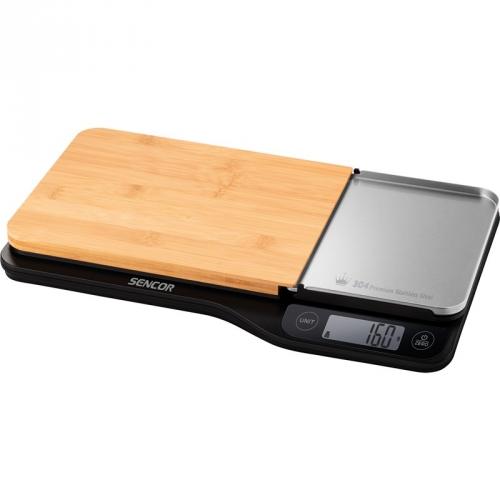 Kuchyňská váha Sencor SKS 6500BK