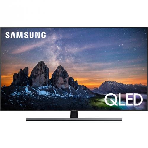 Televize Samsung QE55Q82R stříbrná