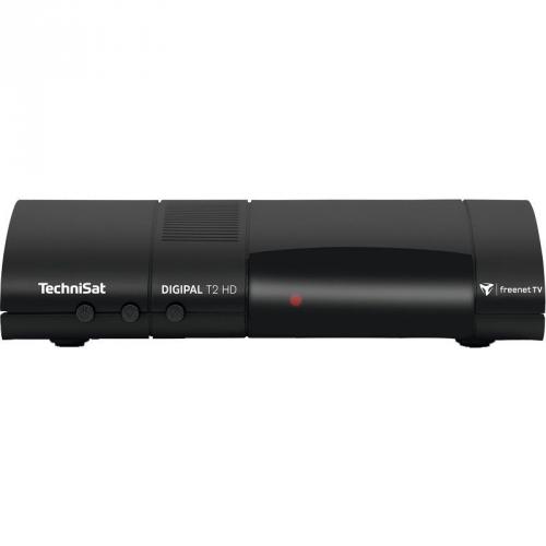Set-top box Technisat DigiPal T2 HD černý TechniSat