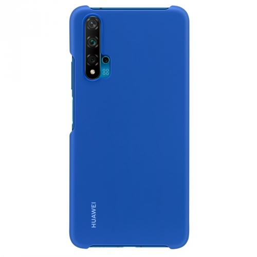 Kryt na mobil Huawei Nova 5T modrý