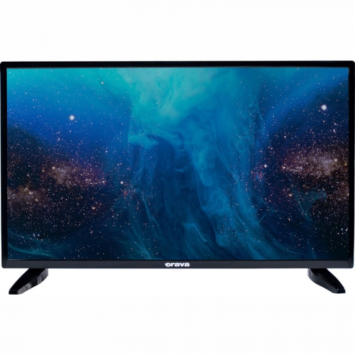Televize Orava LT-847 černá